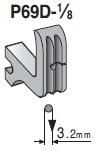 p69d-3.2mm